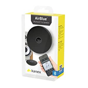 Kanex AirBlue - Adaptador/receptor de música con Bluetooth