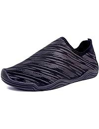 8ab77c0c43d6b3 Water Shoes for Kids Boys Girls Beach Swim Shoes Slip On Aqua Sock