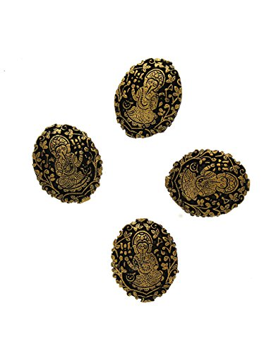 Anuradha Art Matte Golden Finish Beautiful Carve Design for sale  Delivered anywhere in USA