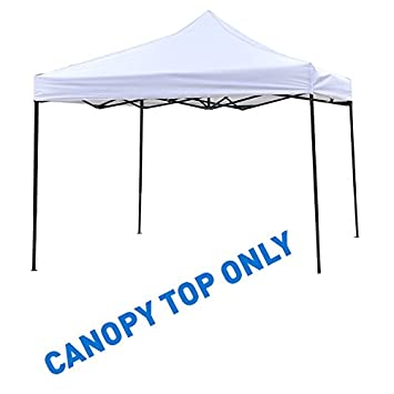 9.6u0027 x 9.6u0027 Square Replacement Canopy Gazebo Top Assorted Colors By Trademark Innovations (  sc 1 st  Amazon.com & Amazon.com : 9.6u0027 x 9.6u0027 Square Replacement Canopy Gazebo Top ...