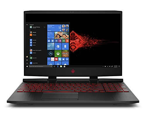 9 - Omen by HP 2019 15-Inch Gaming Laptop, Intel i7-9750H Processor, GeForce RTX 2070 8 GB, 32 GB RAM, 512 GB SSD, VR Ready, Windows 10 Home (15-dc1047nr, Black)