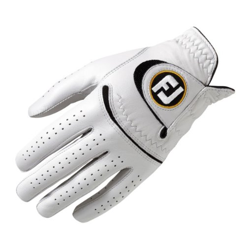 FootJoy StaSof Men's Golf Glove (Fits on Left Hand) - XL Pearl