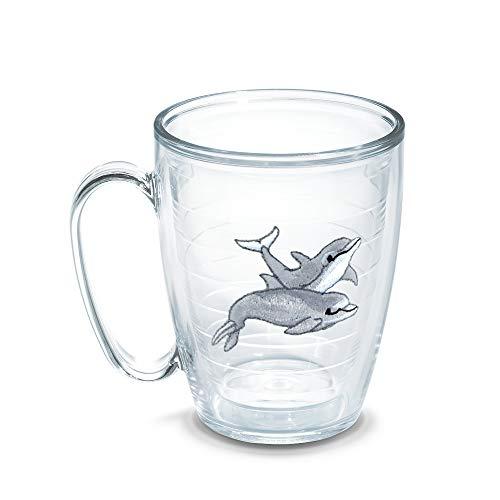 Dolphin Mug - Tervis Dolphins 15-Ounce Mug, Boxed