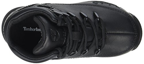 Baby Timberland Sprint Euro Black Shoes Walking Unisex Smooth FvqUPT