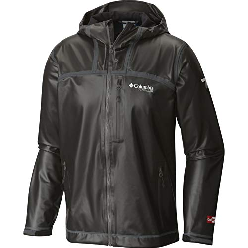Columbia Outdry EX Stretch Hooded Shell - - Shell Jacket Stretch