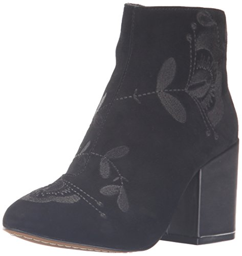Bootie Connection Ankle Black French Dilyla Women's xInnZg
