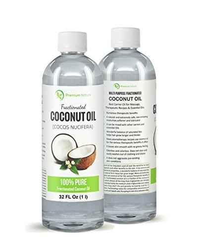 Premium Nature Fractionated Coconut Oil Review