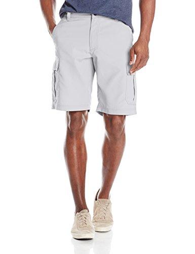 Lee Men's Performance Cargo Short, Cadet Gray, 36 - Hawk Cargo Pants