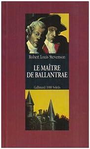 """Afficher """"Maître de Ballantrae (le)"""""""