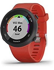 Garmin 010-02156-06 Forerunner 45 Rojo, Rojo