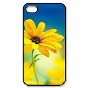 Sunflower CUSTOM Hard Case for iPhone 4,4S LMc-12691 at LaiMc