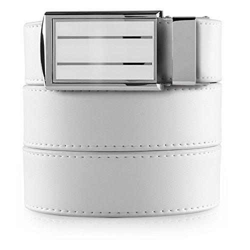 Large Product Image of SlideBelts Men's Golf Leather Ratchet Belt - Custom Fit