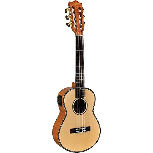 - Lanikai The Legacy Collection SOT-6EK Ukulele, Natural