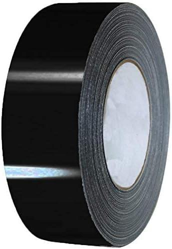 VViViD 3M Black Gloss Vinyl Detailing Wrap Pinstriping Tape Roll 1 x 23ft roll