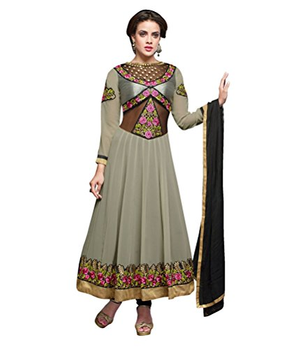 Sarees Suit Diva Bollywood Salwar Jay Unstitched BxZS6qSw