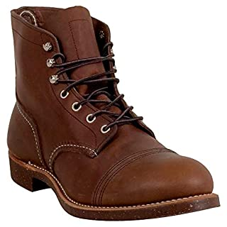 Red Wing Heritage Iron Ranger 6-Inch Boot, Amber Harness, 7.5 D(M) US (B001IOJIZ0) | Amazon price tracker / tracking, Amazon price history charts, Amazon price watches, Amazon price drop alerts