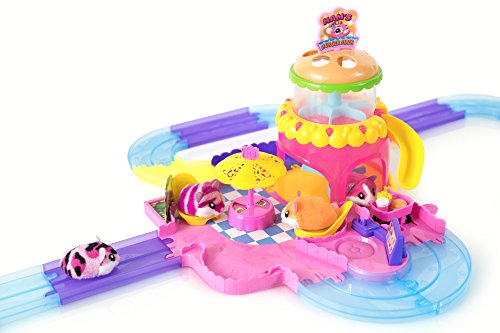 Hamsters in a House Burgeria Doll House