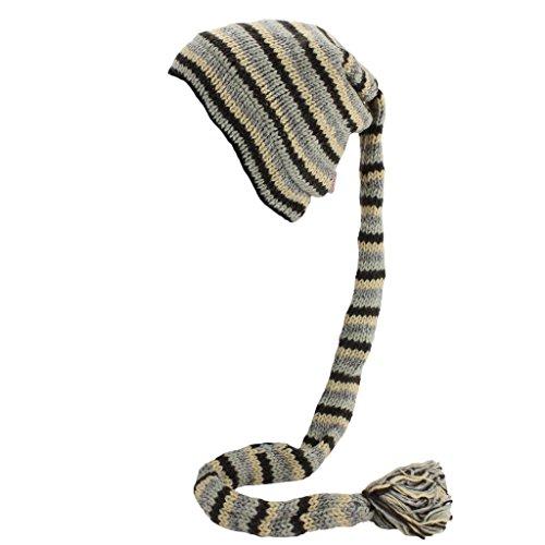 punto de Loud Gorro Light Greys Hats para hombre Beige Rayas 4FtwBw