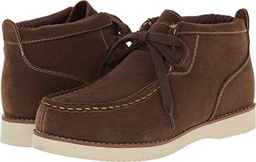 Lugz Men's Freeman, Walnut/Natural/Cream/Cymbal, 8.5 D US