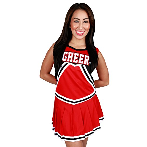[Youth True Cheerleader Halloween Costume (Youth Medium)] (Halloween Costumes Of Cheerleaders)