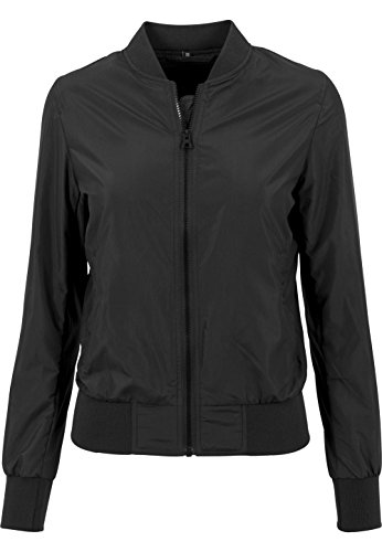 Bomber Girls Fashion Chaqueta Code Certified Freak Negro BFnxvZ