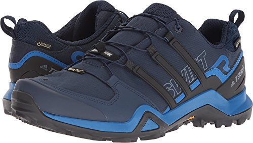 Adidas Sport Performance Men's Terrex Swift R2 GTX Sneakers, Blue, 11.5 M
