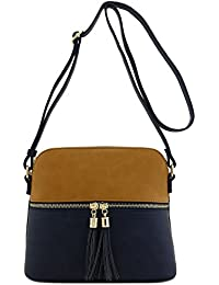 Amazon.com: Yellows - Crossbody Bags / Handbags & Wallets: Clothing, Shoes & Jewelry