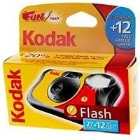 Kodak Fun Flash Lot de 10 appareils photo jetables 39 poses
