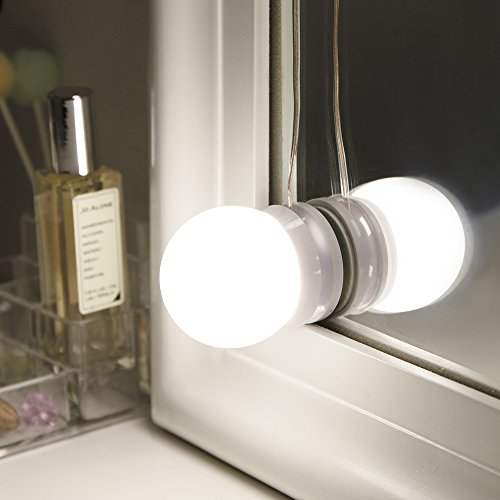 Chende Hollywood Style Led Vanity Mirror Lights Kit Deals