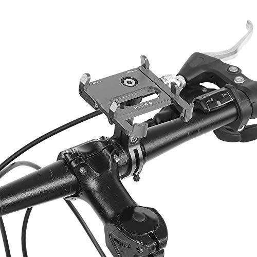 GUB PLUS 6 Road Fiets Mountainbike Mobiele Telefoon Houder Klem Armen Anti Shake En Stabiele 360 ° Rotatie Fiets…