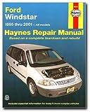 Ford Windstar: Haynes Repair Manual, 1995-2001