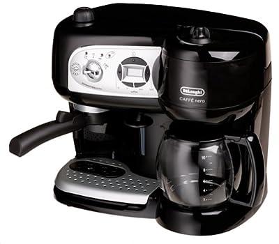 Delonghi BCO264B Cafe Nero Combo Coffee and Espresso Maker by DeLonghi
