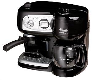 Delonghi Cafe Nero Combo Coffee And Espresso Maker Black