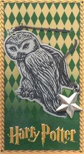 Harry Potter Hedwig Metal Bookmark – HPB