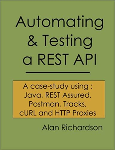 Automating and Testing a REST API: A Case Study in API testing using