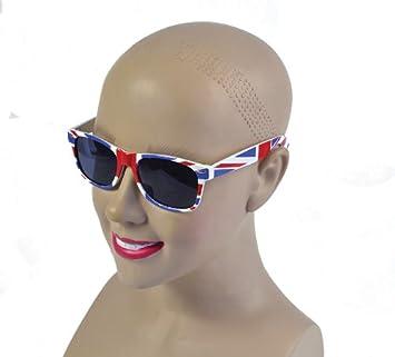ab20e7d6a29 Bristol Novelty BA017 Union Jack Sunglasses