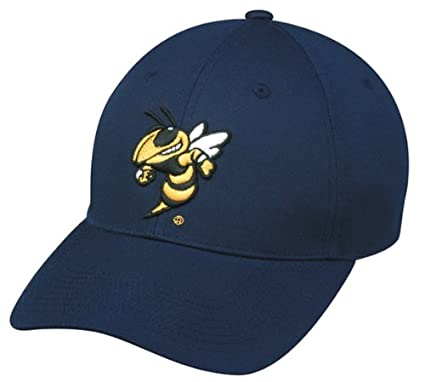 new product edb83 e2594 Image Unavailable. Image not available for. Color  Georgia Tech Yellow  Jackets NCAA Adult Hat