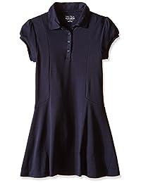 Nautica Girls' Uniform Polo Dress