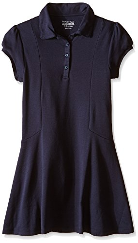 Nautica Girls Uniform Polo Dress