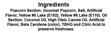 gold medal popcorn products - 1