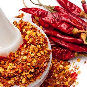 PPER FLAKES, Smoked Pepper Flakes, Greek Boukovo, Red Hot Chilli Pepper, Homemade Chilli Flakes (16) ()