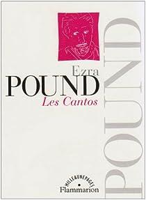 Les cantos par Pound