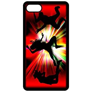 Diy Yourself Action Heroes Image Black Apple iPhone 5c - iPhone 5c cell phone case cover - w6DyB0kgwaA Cover