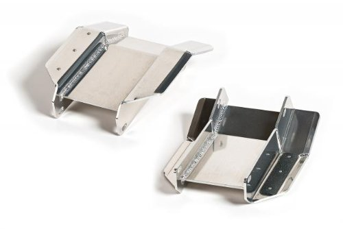 XFR - Aluminum .190 Swing Arm Skid Plate Guard Yamaha Blaster 200 (2003-2006) XFR - Extreme Fabrication Racing