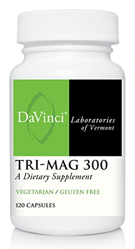 DaVinci Labs Tri-Mag 300, 120 capsules (Da Vinci Labs)