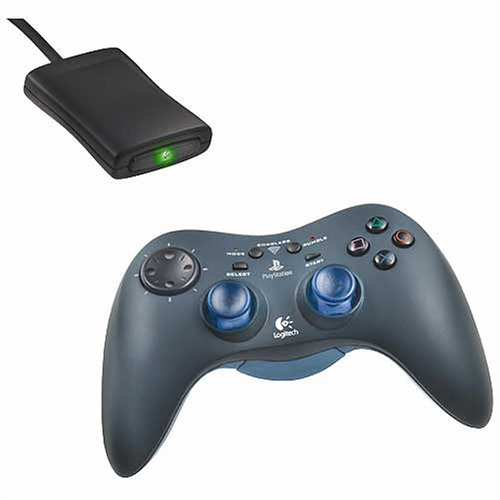 Amazon. Com: neo x 2. 4ghz wireless controller for playstation 2.