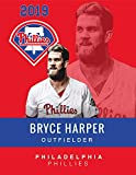 BRYCE HARPER 2019 NEW SILHOUETTE VERY FIRST EVER PHILADELPHIA PHILLIES CARD