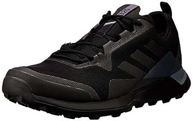 adidas Men's Terrex CMTK GTX Trail Running Shoes, Core Black/Core Black/Grey, 8.5 US