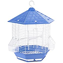 Prevue Pet Products SP31997BLUE Bali Bird Cage, Blue