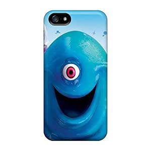 Awesome Case Cover/iphone 5/5s Defender Case Cover(monsters Vs. Aliens)